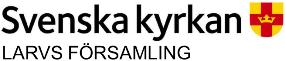 Svenska kyrkan Larvs församling 285x61